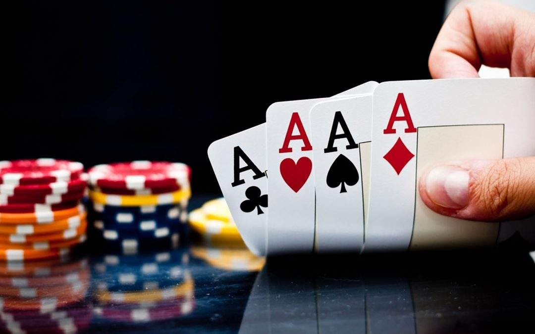 Are you replacing online poker with live and direct games?