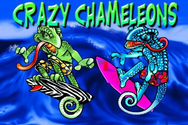 Make the Fun in the Cave of Crazy Chameleons