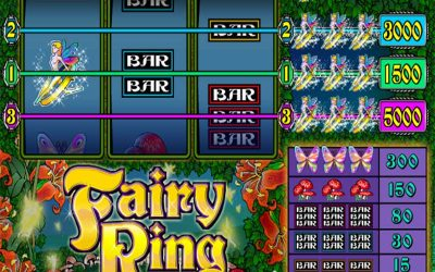 Make Your Ring in the World of Fairy Ring
